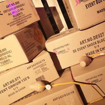De Event boxen van Rubro zijn een garantie voor spektakel.