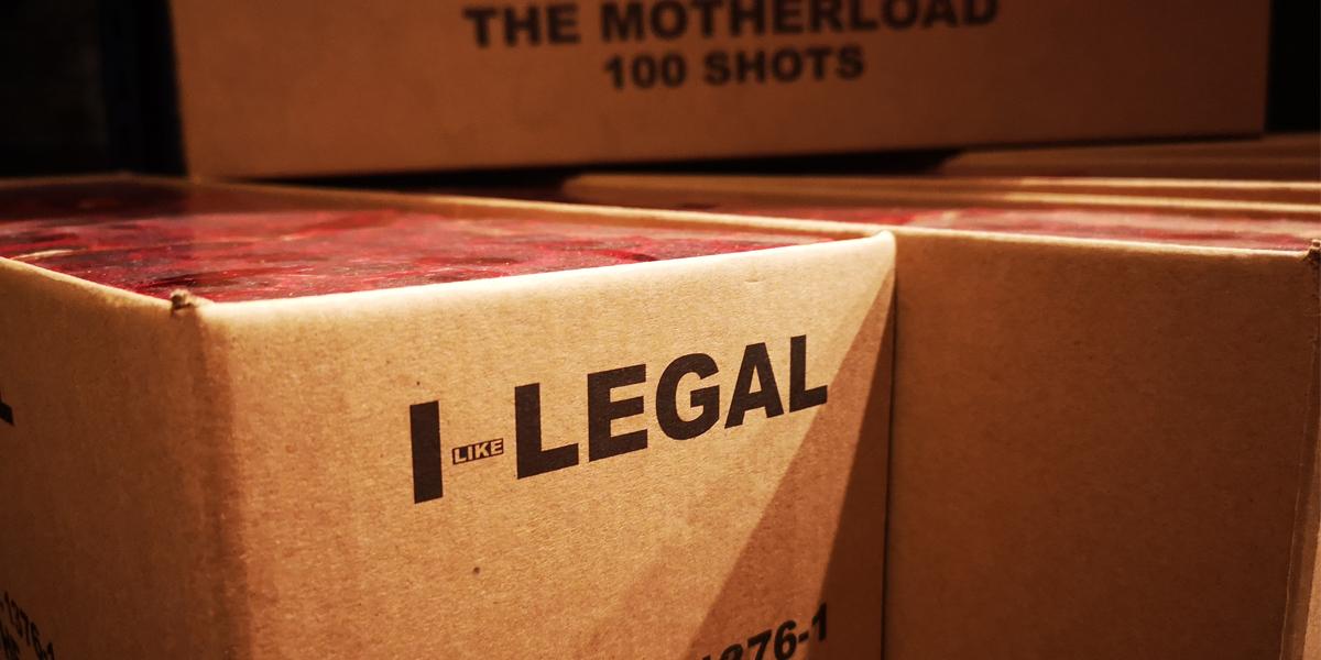 De compoundboxen van I-Legal